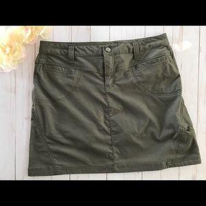 Athleta Skirts - Athleta Greige Dipper Skort